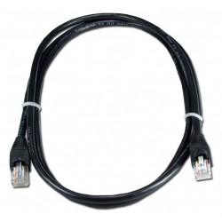 Ditek 124-188 Cord RoHS 3' RJ45 Male to RJ45 Male CAT5E Rated