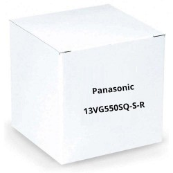 Panasonic 13VG550SQ-S 5.0-50mm Vari Focal lens - REFURBISHED