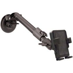 Panavise 15509 PortaGrip with Telescoping Windshield Mount
