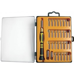 Platinum Tools 19101 33-Piece Precision Screwdriver Set