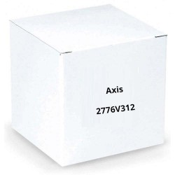 Axis 2776V312 Single Port Midspan PoE Compliant Power Injector