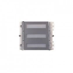 Comelit 33436M iKall Series 6-Button Module for Simplebus & VIP System