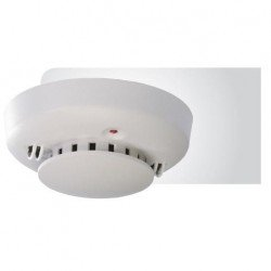 Interlogix 521NBXT Photoelectric 2-Wire Smoke Detector with CleanMe