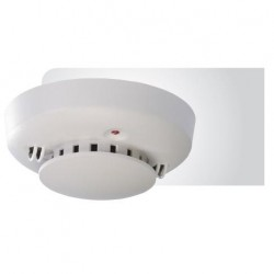 Interlogix 521NCXT Photoelectric 2-Wire Smoke Detector with CleanMe