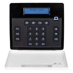 Interlogix 600-1070-E Concord Enhanced LCD Keypad with Two-Way Voice