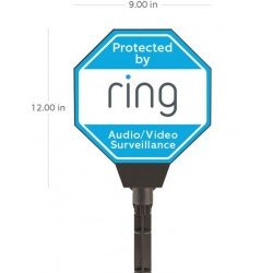 Ring 8ASYS6-0EN0 Solar Security Sign
