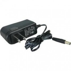 Everfocus AD-1S Slim-Line 12VDC Plug-In Power Supply, 0.5 Amps