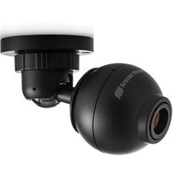 Arecont Vision AV3246PM-W 3 Megapixel IP Camera, 3-10mm P-Iris Lens with Remote Focus/Zoom, Day/Night Functionality, WDR