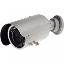 Pelco BU5-IRV12-6 Outdoor IR Rugged Bullet Camera, 3.3-12mm, NTSC