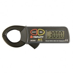 Triplett BY-9200 Mini AC Clamp-On Meter - 0-300 Amps AC