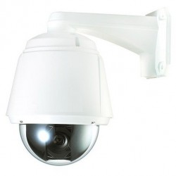 Cantek Plus CTP-PP72X20W 1080p Indoor/Outdoor Dome Camera 20x Lens
