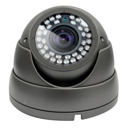 Cantek-Plus CTP-TV19AE 2.4Mp Outdoor IR HD Dome Camera