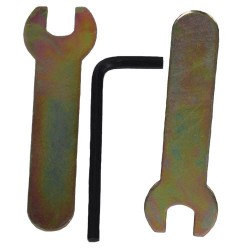 Bosch D378 Extension Rod Wrench Kit