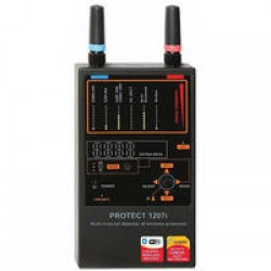 KJB SECURITY PRODUCTS DD1207 Multi-Channel Detector for Wireless Protocols
