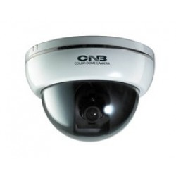 CNB DFL-20S-W 600TVL Indoor Day/Night Dome Camera, 3.8mm