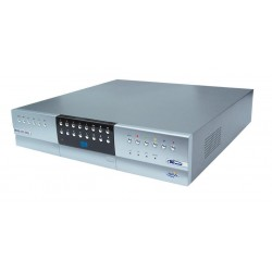 Dedicated Micros SDA-16-3T Hybrid DVR with up to 16 Channel 3TB
