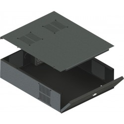 VMP DVR-LB3 Low Profile DVR Lockbox / Storage Lockbox
