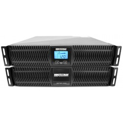 Minuteman ED12000RTXLP 12kVA On-line Parallel Rack/Tower UPS
