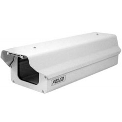 Pelco EH4718 18-inch Outdoor Die-Cast and Extruded Aluminum Enclosure