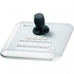 Everfocus EKB200 USB Keyboard with 3-Axis Joystick for IP PTZs