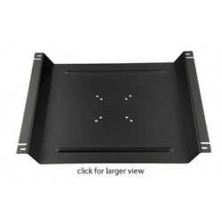 Video Mount Products ER-LCD1017 LCD Monitor Rack Mount