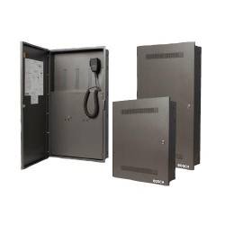 Bosch EVAX100 100W Voice Evacuation System with DMR MIC - Grey