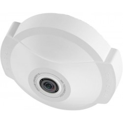 Pelco EVO-12NID 12 Megapixel Indoor 360-Degree Network Camera Surface Mount, White