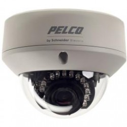 Pelco FD5-IRV10-6 650 TVL Day/Night IR Outdoor Dome Camera, 2.8 to 10.5mm Varifocal Lens
