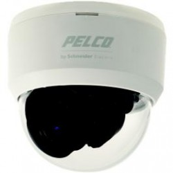 Pelco FD2-V10-6 650TVL Color Dome Camera, 2.8-10.5mm, NTSC