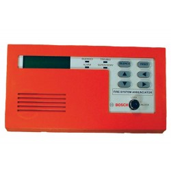 Bosch FMR-7036 LCD Fire Annunciator Keypad with FPD-7024