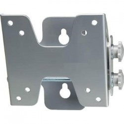 Video Mount Products FP-SFT Small Flsh Mt Tilt, 10-23in, Silver
