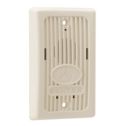 Bosch GX93-W Low-Current Synchronizable Mini Horns Off-White