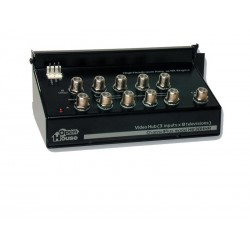 Linear H838HHR High-headroom Video Hub with 5-volt IR