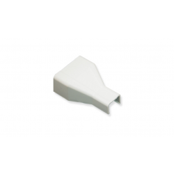 "ICC ICRW44REWH Reducer, 1 3/4"" To 1 1/4"", White"