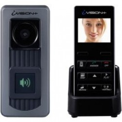 Optex IVP-DH iVision+ Advanced Wireless Intercom System with Video