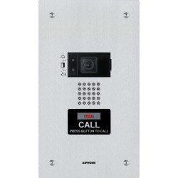 Aiphone IX-DF IP Flush Mount Color Video Door Station for IX Series
