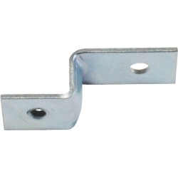 "Platinum Tools JH921-100 Z Angle Clip with 1/4""-20 Threaded Rod & 1/4"" Hole"