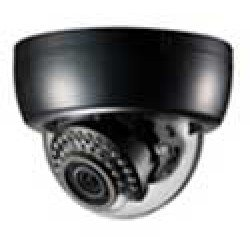 KT&C, KPC-DNE100NUV18B, 750TVL, 2.8~12mm(1.3MP), True Day/Night, Dual Voltage, 30LED's max 100ft, Black Body