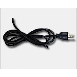 Altronix LC2 6 ft. Grounded 3-Wire Line Cord