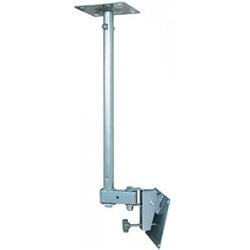 Video Mount Products LCD-1C SILVER- Ceiling Mt Universal 10-23in LCD