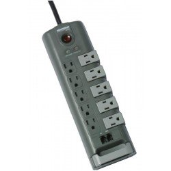 Minuteman MMS7100RT 10-Outlet/5-Rotating Outlet Surge Suppressor