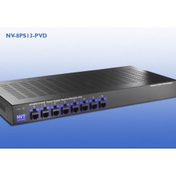 NVT NV-8PS13-PVD 8 Channel Power Supply Passive Receiver Hub