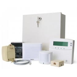 Interlogix NX-8-FP-7-RF NX-8 Kit with NX-148E-RF Keypad