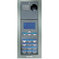 Comelit PVDS Powercom Video Surface Mount Digital Keypad with Name Directory Entry Panel Kit