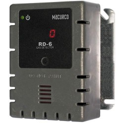 Macurco RD-6 Refrigerant Fixed Gas Detector