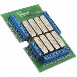 Visonic RL-8 (M) Relay Conversion Module for MCR-308, Adds Form C Relays