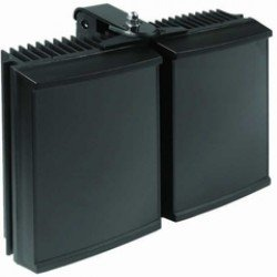 Raytec RM200-AI-120 Double Panel 200 Hi Power Infra-Red w/120-180 degree Adaptive Illumination, 850nm, inc PSU