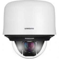 Samsung SCP-2250H-N PTZ Dome, 1/4-inch Super HAD IT CCD, 600TV Lines, True Day Night, 24VAC