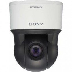 Sony SNC-ER520 Network SD Rapid Dome Camera - REFURBISHED