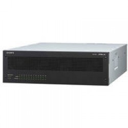 Sony SNT-RS3U 3U Rack Station for up to 12 Blade Encoders, 48 Channels